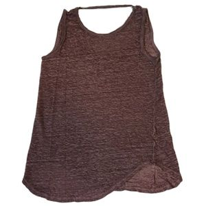 Young Fabulous & Broke Asymmetrical Hem Tank Top